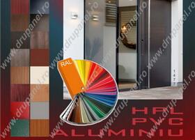Modele de uşi cu panel ornamental