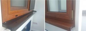 pervazuri interioare din PVC