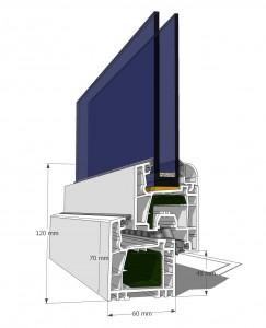 Tamplarie PVC Design 2D