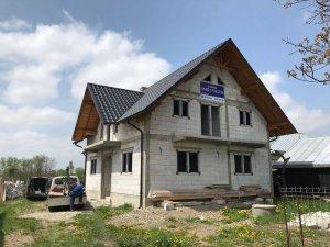 Casa Coaja Nucu - Tamplarie PVC Iaslovat