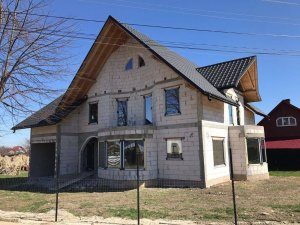 Casa Ursachi - Tamplarie PVC